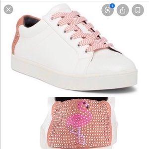 Sam Edelman Flamingo Sneakers size 6.5
